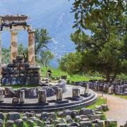 Delphi Tours by Supreme Athens Taxi Greece