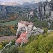 Meteora tours by Supreme Athens Taxi Greece